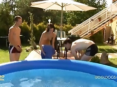 Bisexual Twink Teen Boys With Girl