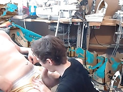 I love my FTM transgender boyfriend sucking my dick dry