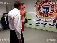 Erotic Boxing In Slow Motion #5