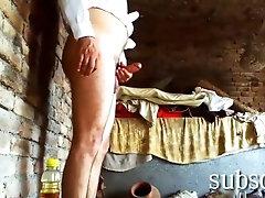 straight masturbation while mom away