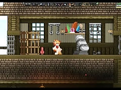 Teratophilia 1.0 Monster Game animation starbound 한국어