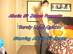 Alexia St James Barely Legal 2014