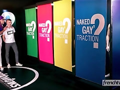 Porn Gay Porn Parody of a British TV Show Naked Gay' Traction
