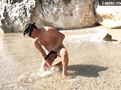 Favourite Beach Creampie Solo Dildo Nature - Lapjaz Com Ecosexual Ecoporn