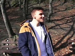 CZECH HUNTER 521 - Raw bareback amateur twink
