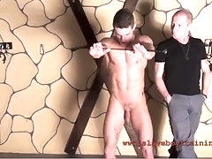 MUSCLE SLAVEBOY ERIC TRAINED BY MASTER 2