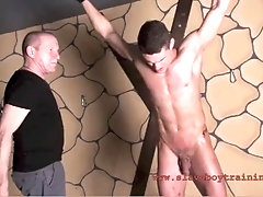 MUSCLE SLAVEBOY ERIC TRAINED BY MASTER 3